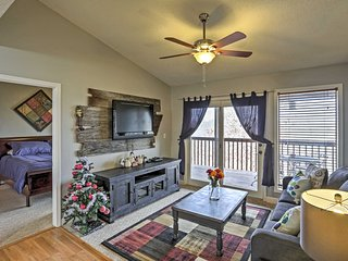 NEW! 2BR Branson West Condo w/Lake Access!
