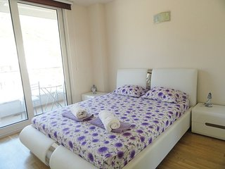 Modern equipped one bedroom apartment in Budva