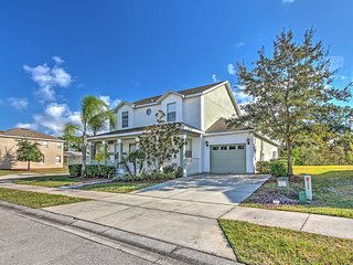 NEW! 6BR Kissimmee Home w/Wifi & Private Pool!