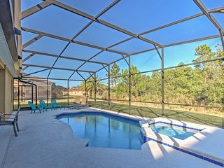 NEW! Wonderful 5BR Kissimmee House w/Private Pool!