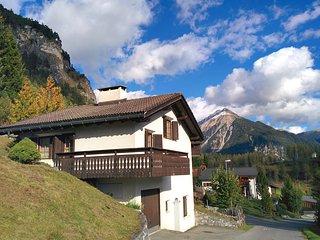 Ferienhaus zwischen Davos und Lenzerheide, Alvaneu