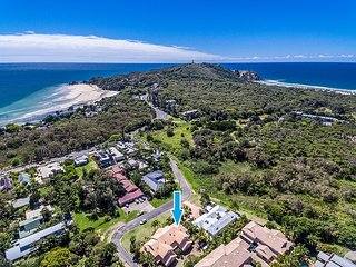 Tradewinds 4 - close to Clarkes Beach, Byron Bay