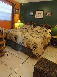 Africa Suite Standard One Bedroom Condo