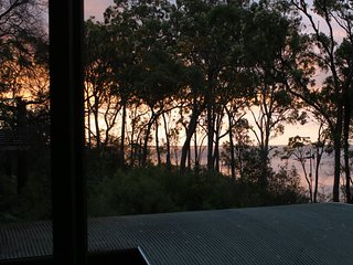 Beachfront house at Kingfisher Bay Resort, Fraser Island