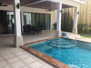 The Nest, New 2BR pool villa