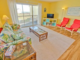Surf Condos 322 - Carolina Exodus - Ocean View w/ Pool & Beach Access