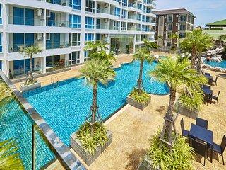 THE CLIFF,luxury 2 bedrooms!, Pattaya