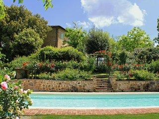 Podere San Luigi charming traditional - Apt. Garden