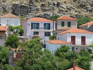 Amethyst Isatis. A two bedroom stone built village house with great views., Thanos