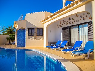 Casa Prazares, 3 Bed Villa With Pool, Carvoeiro