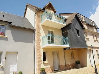 Duplex Cottage Honfleur Centre Ville • Parking • Garden • Free Broadband wi-fi
