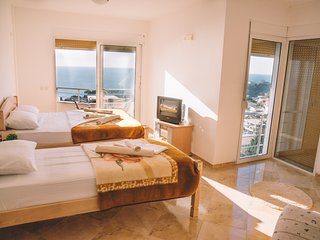 Panorama Residence - Room with Sea View 10, Ulcinj
