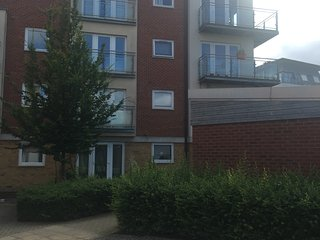 Luxury 2 Bedroom, 2 Bathroom Apartment - Winterthur Way - Basingstoke Central
