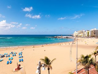 City Studio Close to Las Canteras Beach LM307