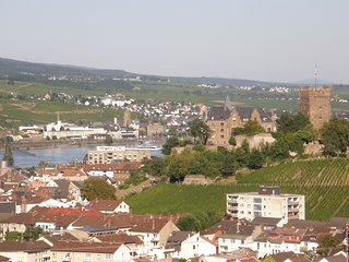 Ferienwohnung Germaniablick*****, Bingen am Rhein