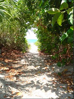150 steps to the beautiful beach and calm waters of the Gulf of Mexico.