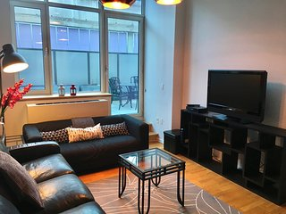 1400 Sq. Ft. Terrace - Times Square Luxury! - 2 Bed + 2 Bath, New York City