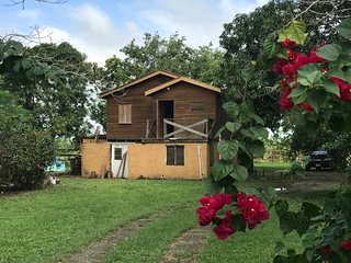 Historic Authentic Belizean: 1st home in Billy White Village, built by founder, Spanish Lookout