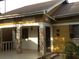 Two bedroom in lovely garden, Kampala