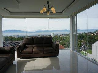Bandung Mountainous View- Villa MS, Cipaku, Setiabudi