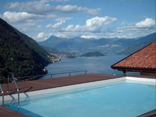 Lake Como, Blue Dream, private pool and garden