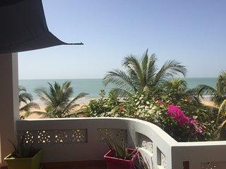 Appartement de charme Saly front de mer