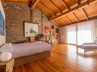 Casa de diseño en San Román