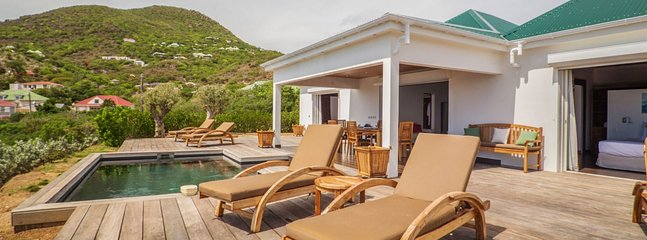 Villa Ti Chato 1 Bedroom SPECIAL OFFER, Toiny