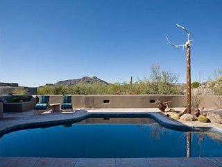 Cover Home of Phoenix - Pool, spa, Jacuzzi, AC,  Beautiful artworks -ID