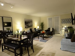 Luxury Living Spacious Private 1Bed,1Bath Sleeps 6, Irvine