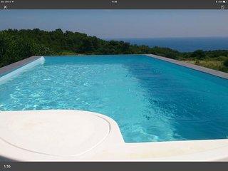 Stunning sea view newly furbished house Villa Tina