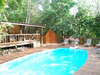 Villa Familiale Au jardin des colibris