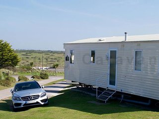 663 Kernow View Caravan at Haven Perran Sands, Perranporth, Cornwall.