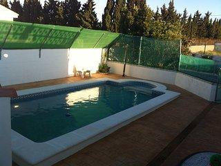 CASA RURAL 1  (piscina compartida)