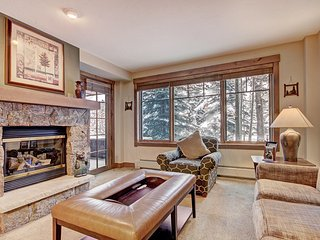 Ski-in 1 Bedroom Condo at Mountain Thunder Lodge! ~ RA134247, Breckenridge