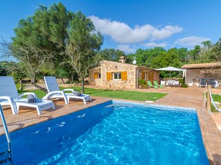 ES RAVELLAR - Villa for 2 people in Costitx