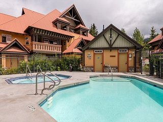 Stoney Creek Sunpath 8 - Quiet ground floor condo, Whistler