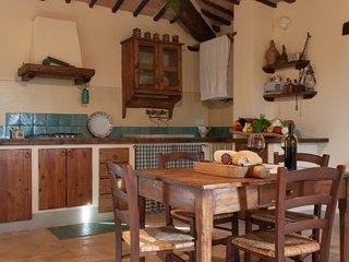 Casa di Maria appartamento nella campagna Toscana tra Montalcino e Siena