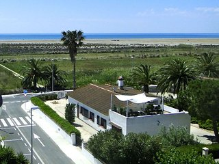 Fantástica casa en primera línea de mar