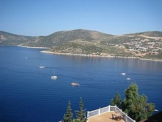 Spectacular 2 Bed Penthouse Apartment,Best views in Kalkan