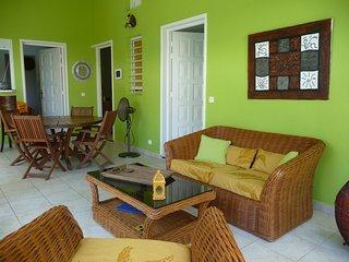 LES VILLAS CREOLES - Villa BOUGAINVILLIERS - Saint-Francois - Guadeloupe