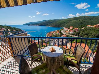 Lovely app overlooking the sea 15, Rabac