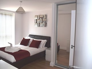 Luxury 2 Bedroom Apartment, 2 Bathrooms - Kennet Island, Reading (3)