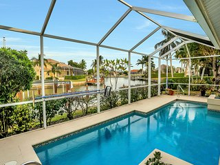 Serenity On The Water - Updated 3BR Waterfront Vacation Home On Marco Island