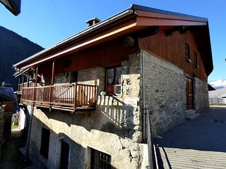 Chalet Chouette. 12 a 14 couchages