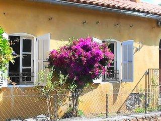 Villa Clementina ,  dans un site naturel de BALAGNE HAUTE CORSE prés de Calvi