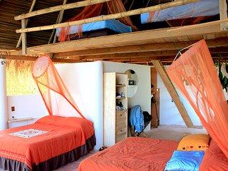 Pura Vida Ecoretreat Room 1, Yelapa
