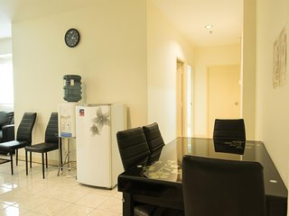 3 Bedroom 55 sqm (Free Wifi, kitchen, sofa, hair dryer, shampoo, soap)