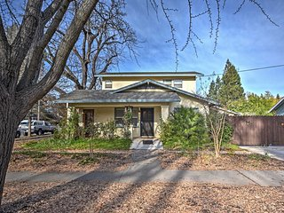 NEW! Spanish Classic 2BR Chico House-Near Downtown