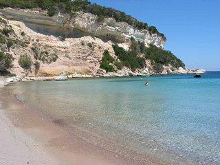 Vraies vacances en Corse, Bonifacio